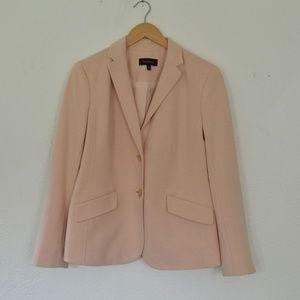 Beautiful Blush Pink Talbots Blazer